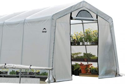 Shelterlogic 10 X 20 Greenhouse Review