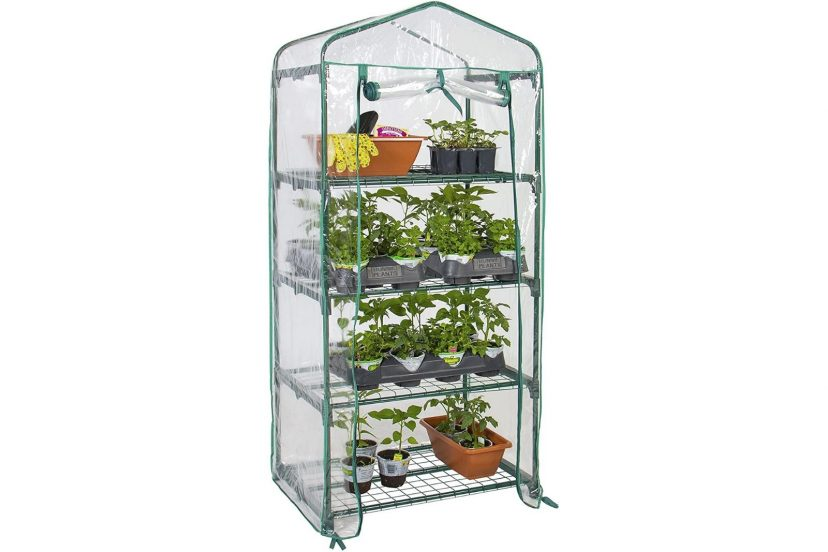 Best Choice Products 27x19x63in 4-Tier Mini Greenhouse Review