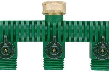 Best Three Way Garden Hose Splitter