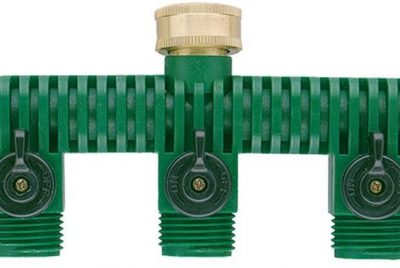 Best Three Way Garden Hose Splitter