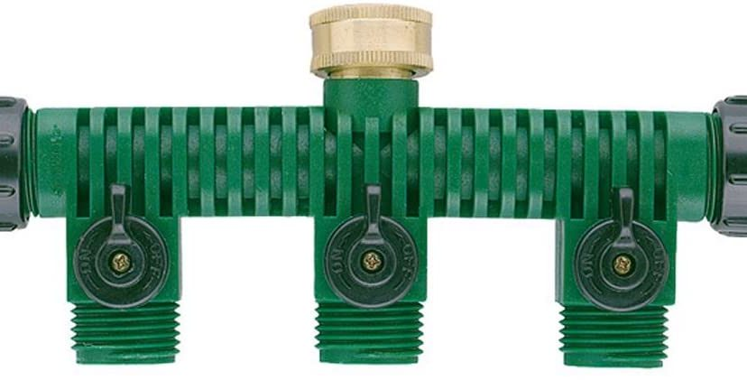 Most Recommended 3 Way Garden Hose Splitter