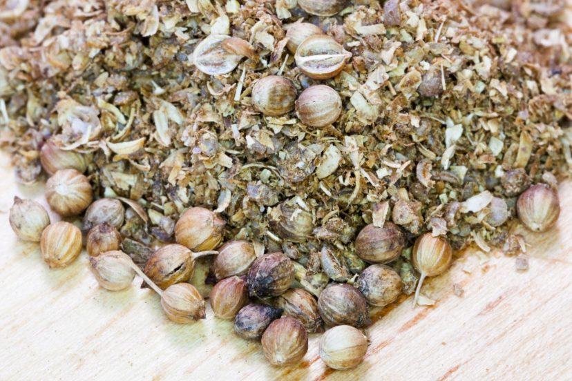 Coriander Seeds 100% Organic
