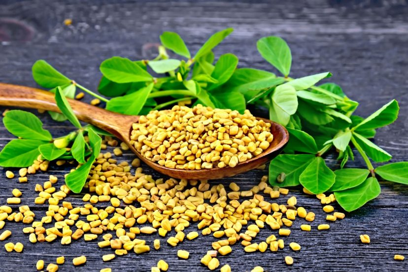 Fenugreek Seeds 100% Organic Top Quality
