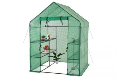 Deluxe Green House Walk In Outdoor Review